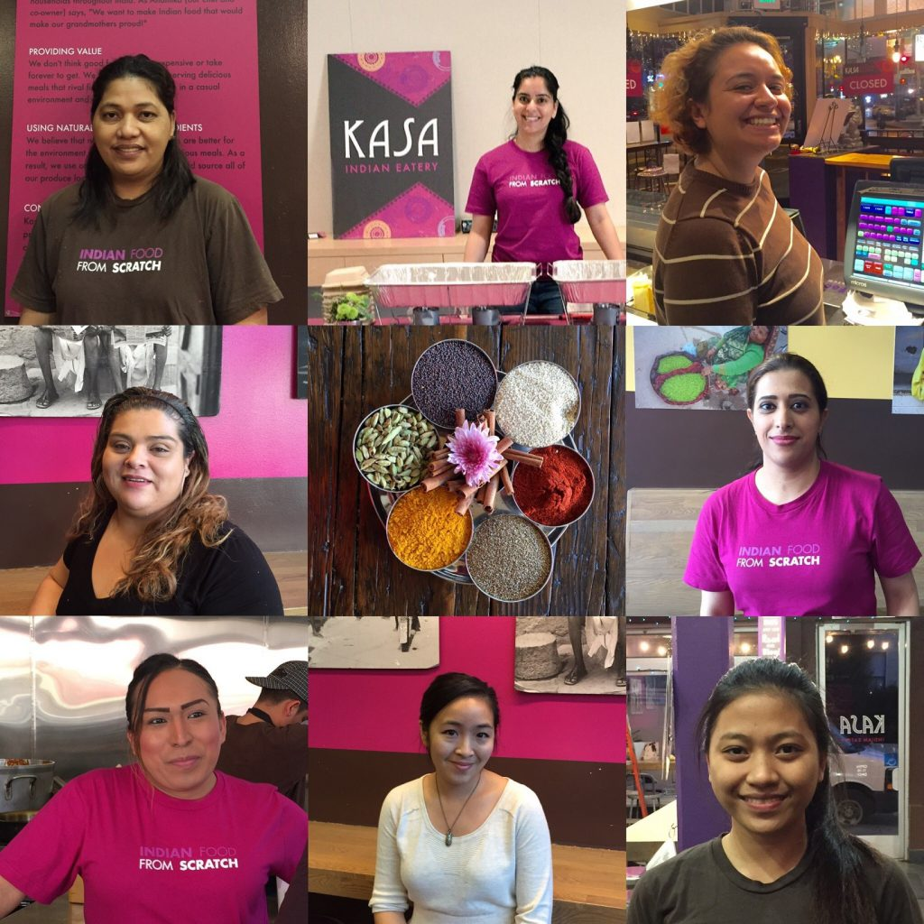 Kasa Indian Eatery - Kasa Women