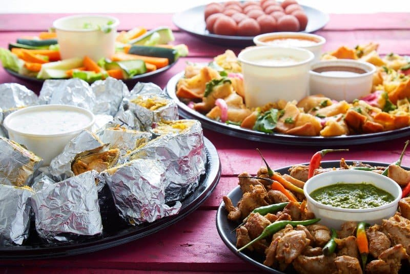 Family Meal Platters