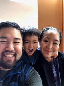 Kawada Family